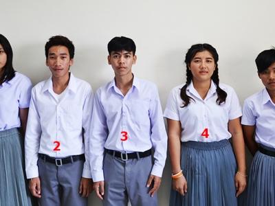 นักศึกษา รุ่นปี 58
