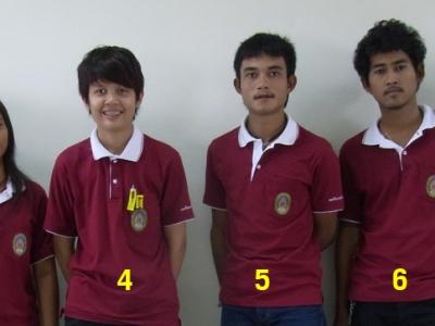 นักศึกษา รุ่นปี 55