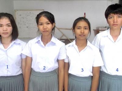 นักศึกษา รุ่นปี 57