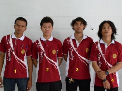 นักศึกษา รุ่นปี 56